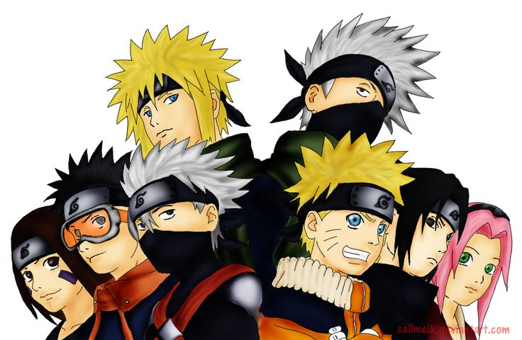 Team Minato, or Team K...