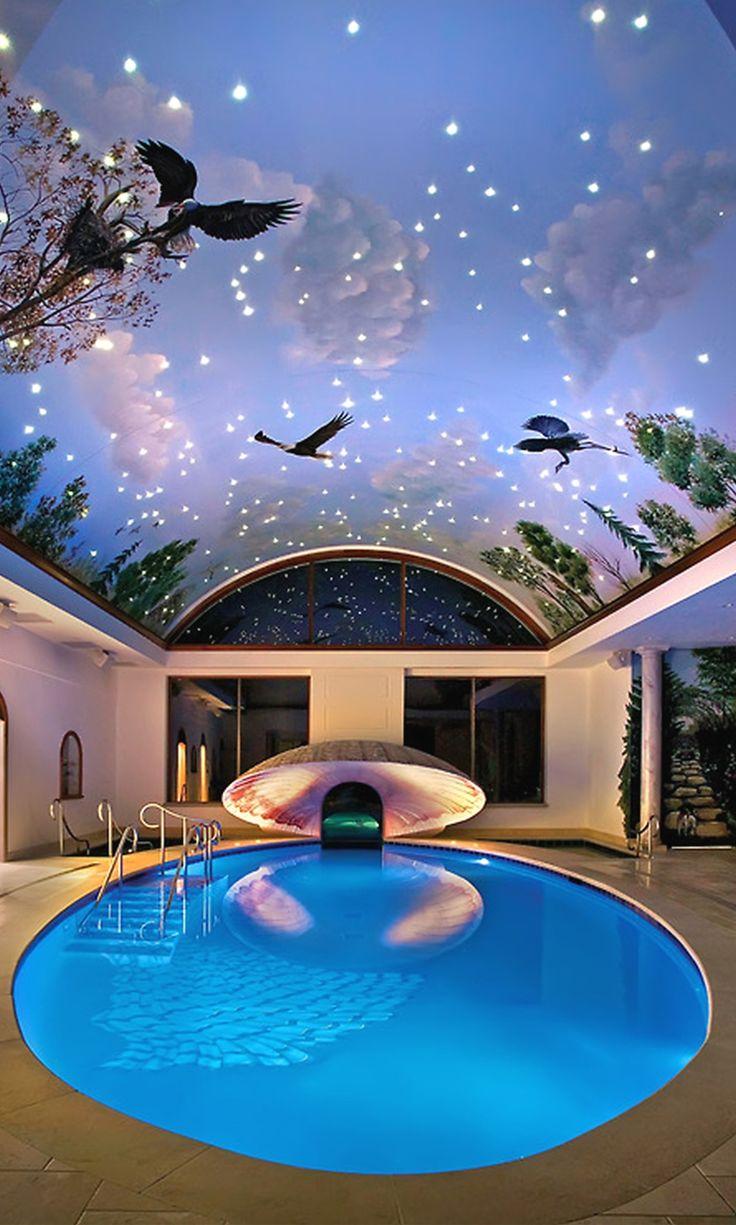 Home Indoor Pools 42 Best Indoor Pools Images On Pinterest  Architecture Indoor