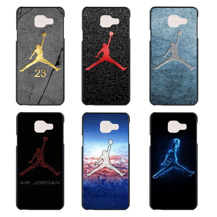 phone case for Samsung Galaxy A3 A5 A7 J1 J5 J7 2016 Edition S7 S7 edge cover The stylish No. 23 Jordan hard coque