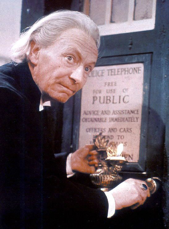 dr who 1st doctor | The First Doctor (1963 - 1966)