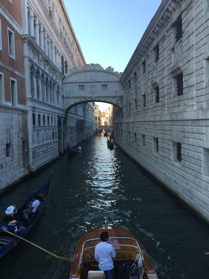 Venice. 5th August 2015. Loved it.