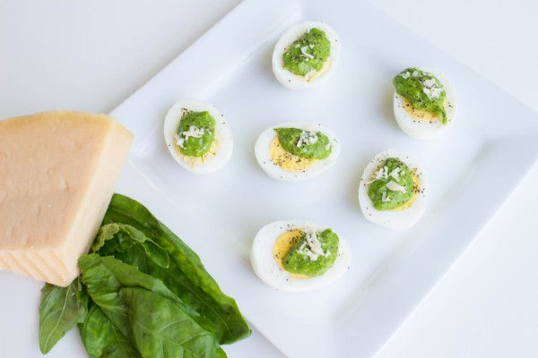 This versatile pesto is so delicious and has such a wonderful flavor. You can serve it over boiled eggs like I did in this recipe, or toss with some pasta, zucchini noodles, or even spaghetti squash. With Easter right around the corner, this could be a perfect addition for a family brunch. Something new for the kids to venture out...         Read More