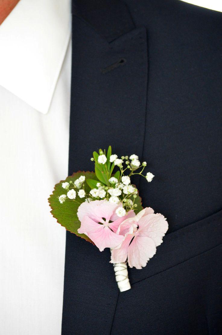 Machen Sie ein Abzeichen für den Bräutigam selbst – eine Hochzeit DIY   – Hochzeit – Accessoires
