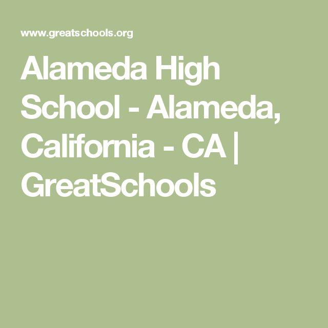 Alameda High School - Alameda, California - CA | GreatSchools