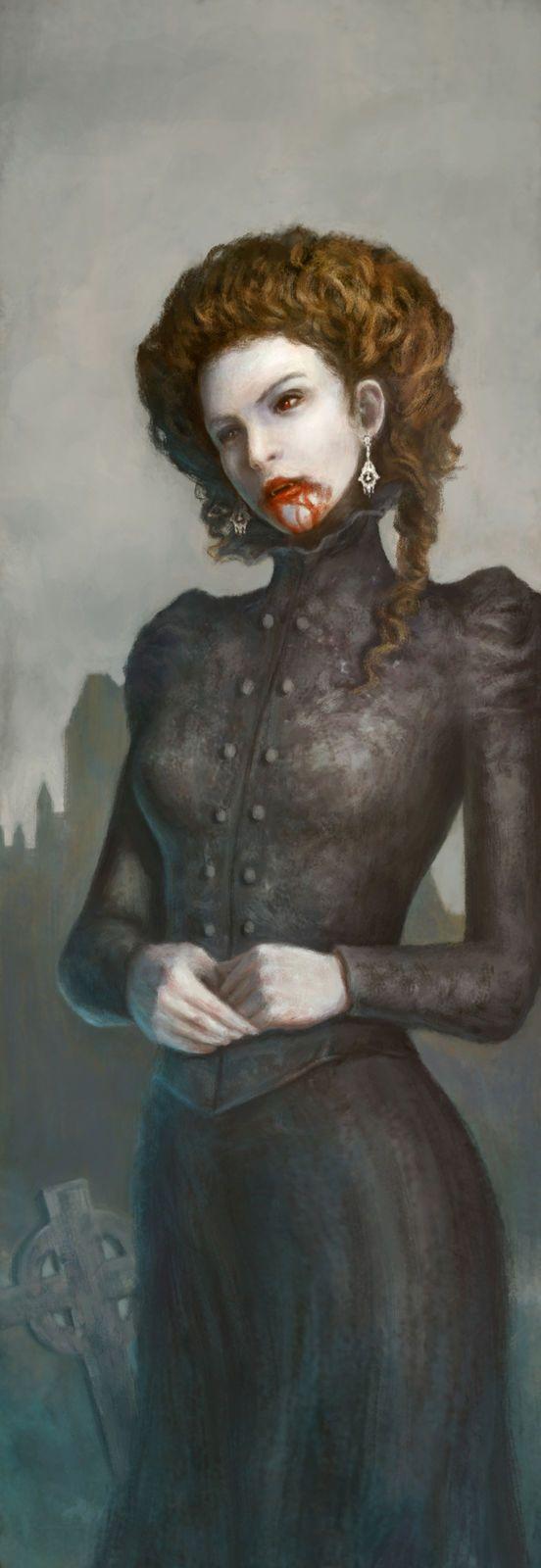 Erzsebet Bathory (1560~1614)