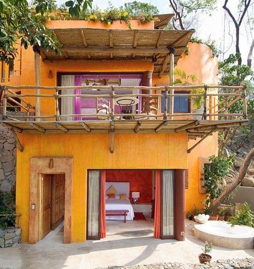 17 best images about beach cottage on pinterest cottage for Casas rusticas con jardin