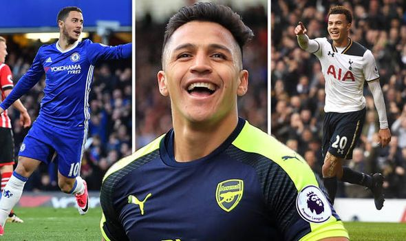 Fantasy Premier League: Chelsea and Spurs stars dominate top 10 points scorers this season   via Arsenal FC - Latest news gossip and videos http://ift.tt/2rEqaLM  Arsenal FC - Latest news gossip and videos IFTTT