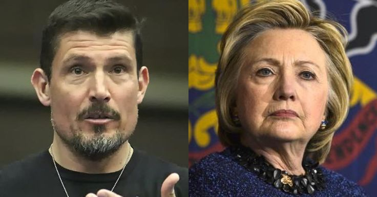 Benghazi Survivor Loses It, Tells Hillary Exactly Why She's a Sick Person | Thank you for bringing the Truth into the Light for the World to see what evil lives in the Clintons!