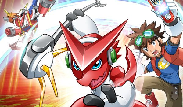 Saban Brand's Digimon Fusion Comes to ITV in the UK - The ...