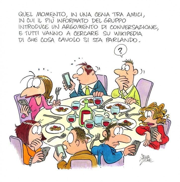 Vignetta Lucrezia dm14 argomento-di-conversazione