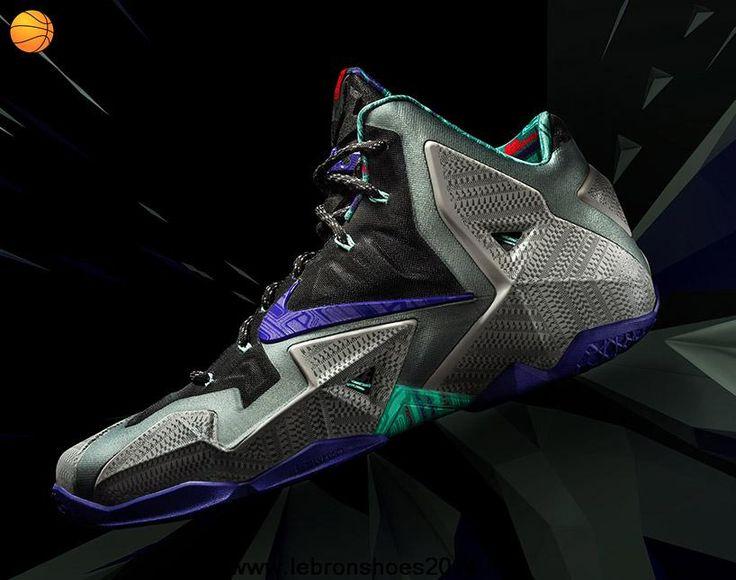 Online sales Nike LeBron 11 Cheap sale EXT Denim Leather