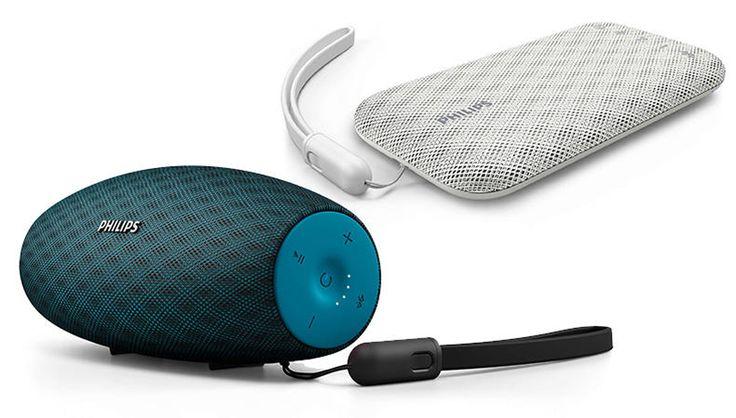 Philips EverPlay: gli speaker da spiaggia. Si chiamano EverPlay e sono resistenti alla polvere e all'acqua. Si tratta degli altoparlanti Philips BT3900, BT6900 e BT7900, tutti Bluetooth compatibili e con un raggio d'azione di 30 metri....