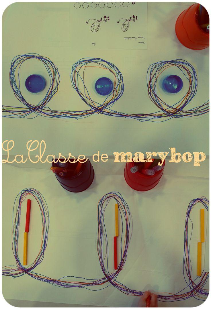 Les boucles Maternelle La Classe de Marybop -