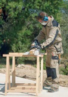 ropa de trabajo y epis de proteccion para carpinteria