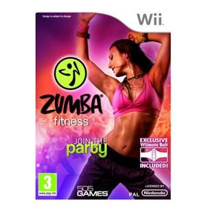Zumba Fitness (With Fitness Belt)