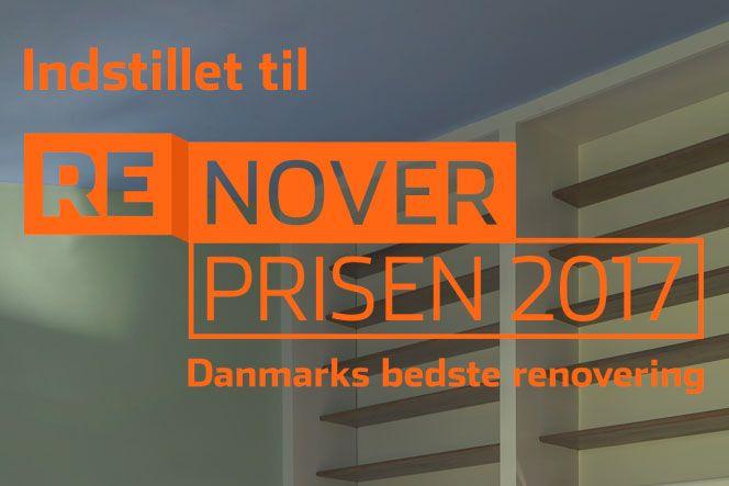 Renover-PHs-eget-Hus-Drachmann-Arkitekter    PH´s villa er indstillet til renoverprisen 2017. Meget flotte farver som kan bestilles i vores farvesalg.