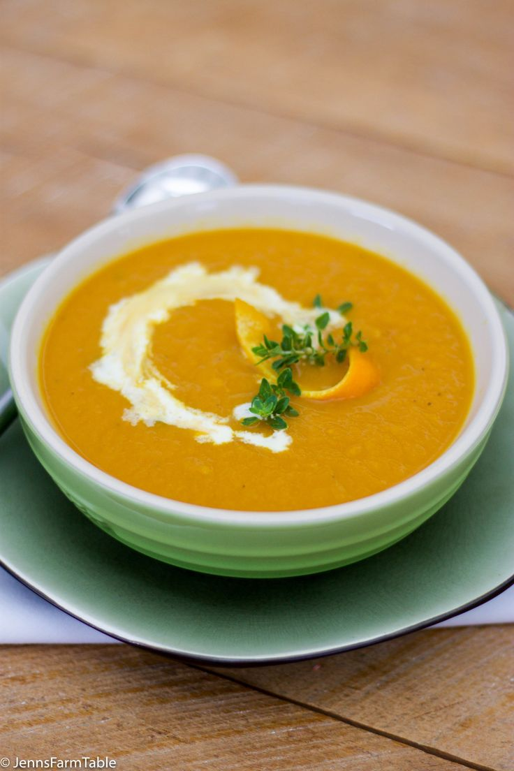 This clean, nutrient-dense, immune boosting Cold-Killer Carrot Soup recipe is a perfect way to enjoy Fall comfort & nourish your body.