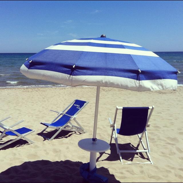 Castellaneta Marina, southern Italy, right now