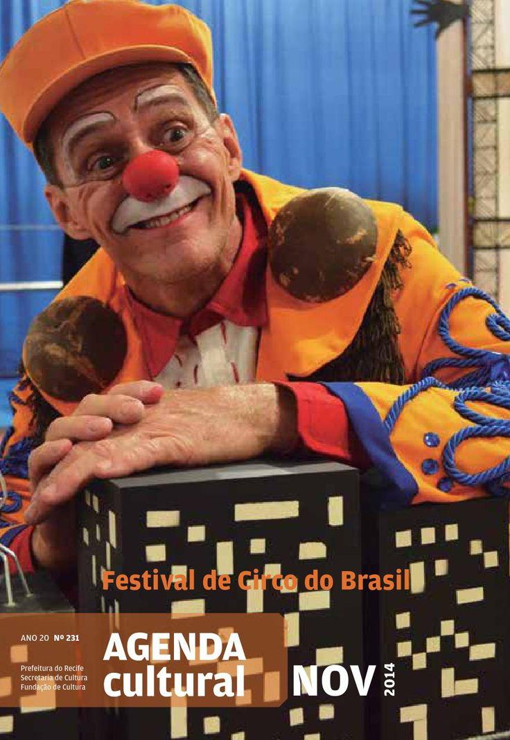 Agenda Cultural do Recife - Novembro 2014