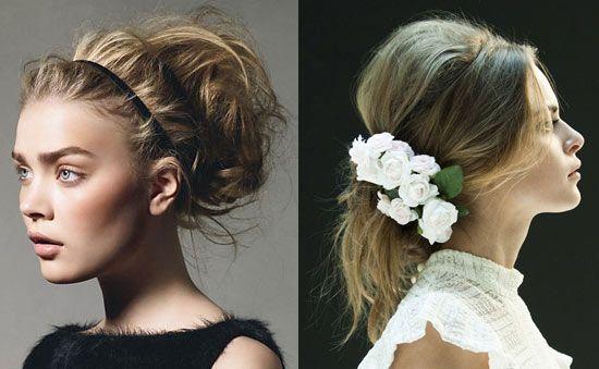 Trend per i capelli della sposa 2015: un look professionale - Matrimonio.it: la guida alle nozze