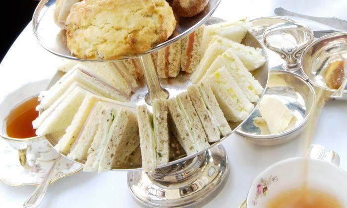 Victorian Tea Parlor - 47% Off - Berkley, MI | Groupon