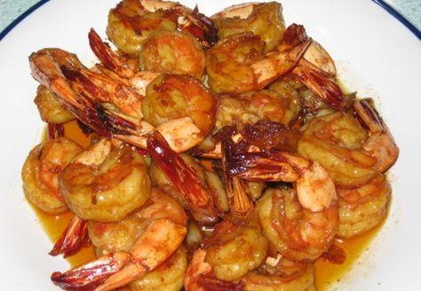 Masakan Resep Udang Goreng Mentega Lezat