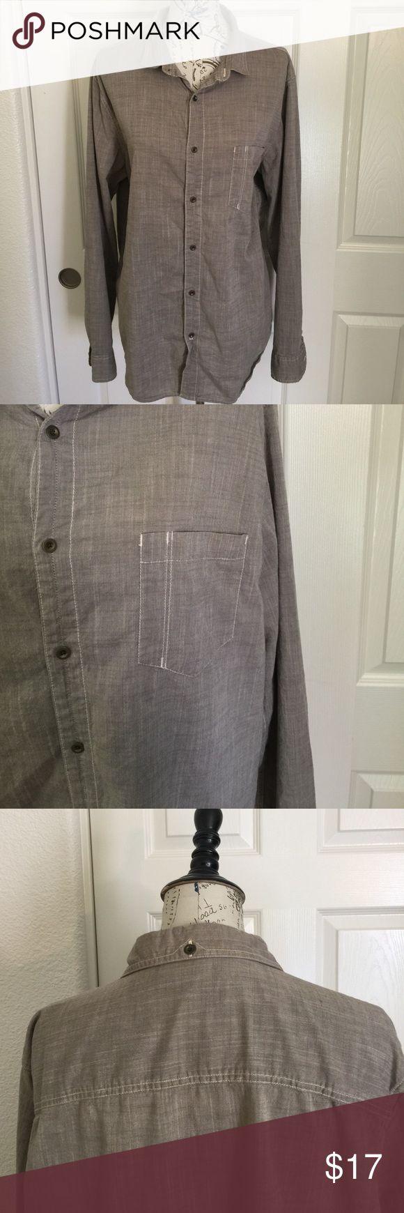 William Rast Long Sleeve Shirt William Rast Long Sleeve Shirt size XXL William Rast Shirts Casual Button Down Shirts