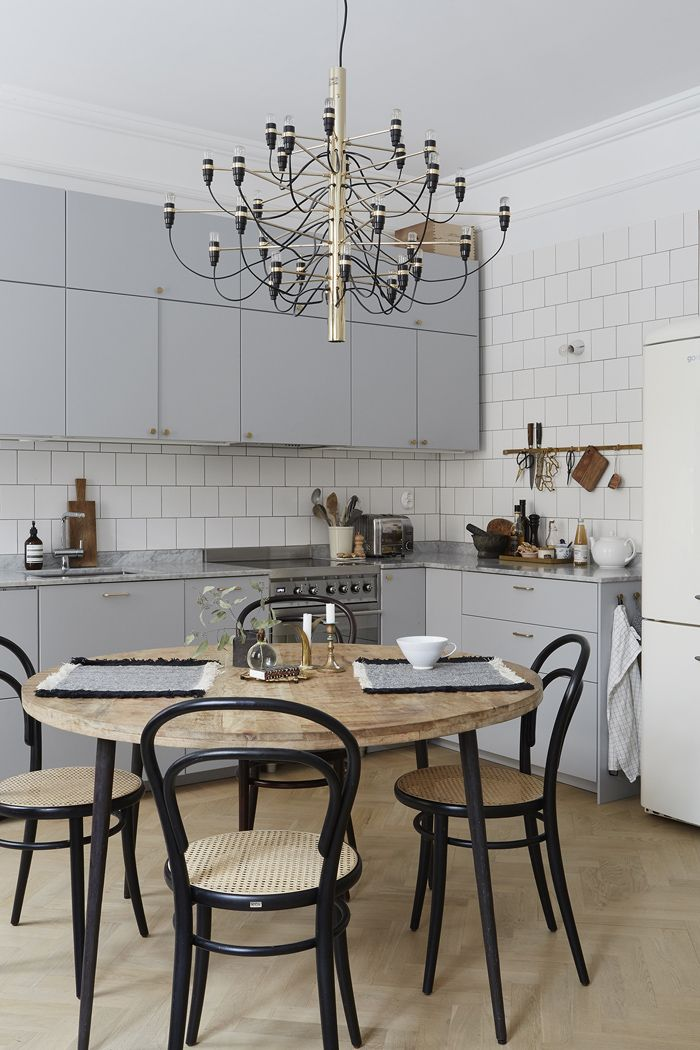 9 Adorable Scandinavian Kitchens | Poppytalk