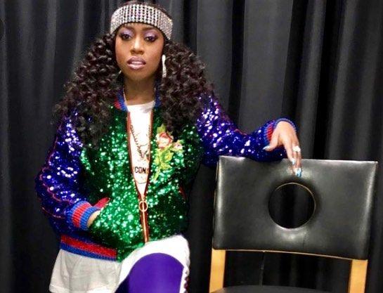 ITS HERE!! Celebrity Inspiracion's Gucci Inspired Crystal Web Headband is a Celebrity Favorite. SEEN ON MISSY ELLIOTT @missymisdemeanorelliott   #blogger #handbag #celebrity #designer  #gucci #headband #newyork  #like4like #supermodel #music #crystal #fashion  #stripes #love #photooftheday #style #vacation #beautiful #missyelliott  #photography  #2018 #ootd #girl #tbt #happy #summer #ysl #fashiongram #fashiondaily
