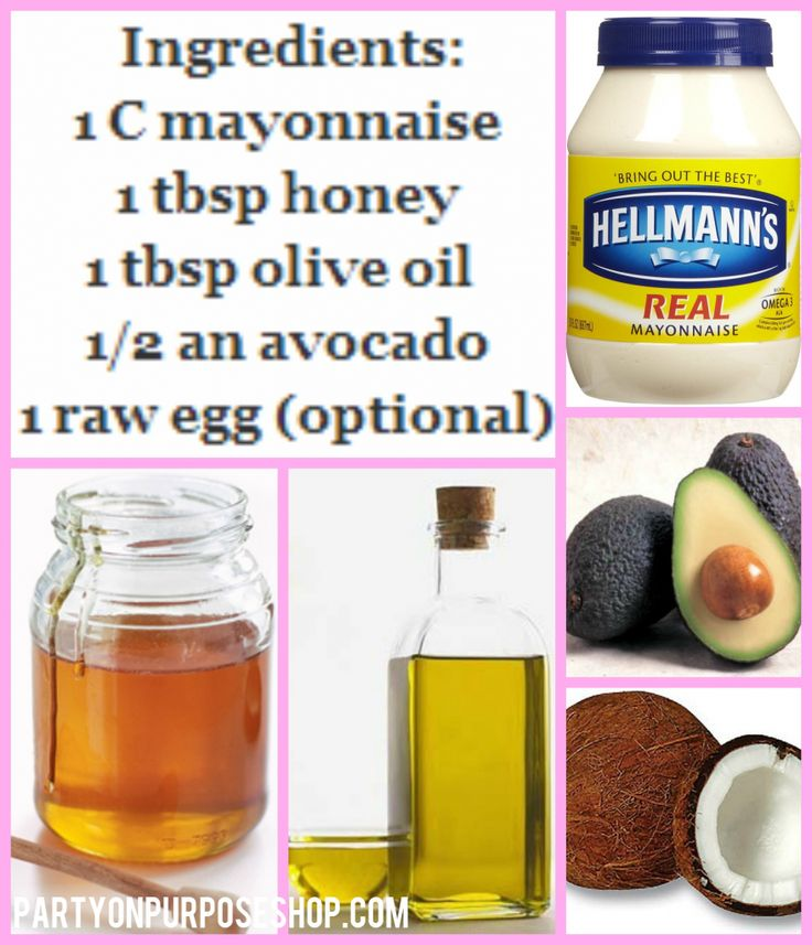 Diy Hair Treatment For Loss: 25+ Best Ideas About Deep Conditioning Treatment On