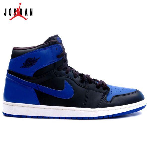 buy popular 8800a 814a0 136066-041 Air Jordan 1 Retro Mens Basketball Shoes Black Blue A01003,Jordan -Jordan 1 Shoes Sale Online   Jordan 1 Shoes Sale Online   Pinterest ...