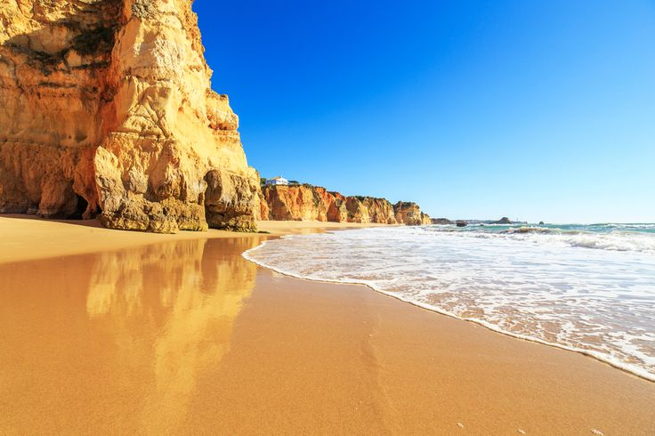 Looking for sun and heat? Amazing beach at the Algarve, Portugal