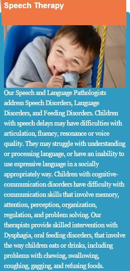 Coping with speech and language disorders - Children's Therapy Connections