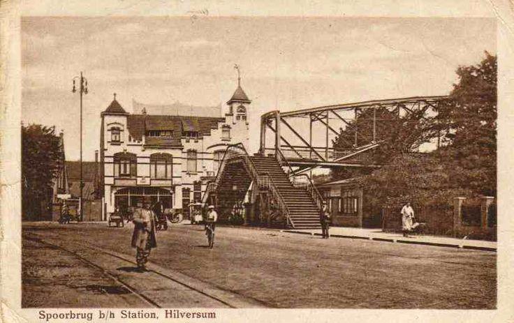 Hilversum - Stationsplein