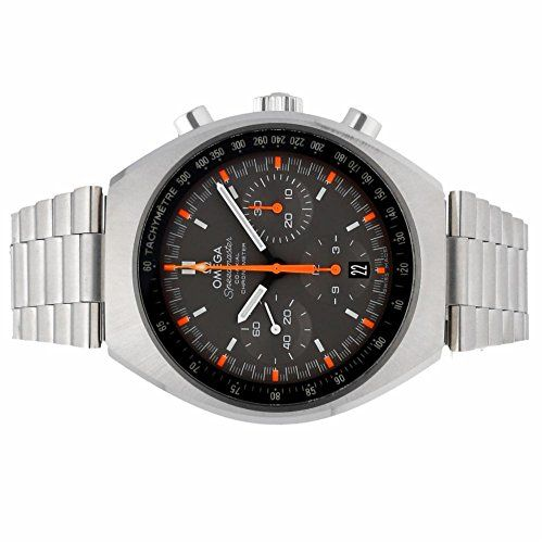 Omega Speedmaster automatic-self-wind mens Watch 327.10.43.50.06.001 (Certified Pre-owned) #Omega Watch