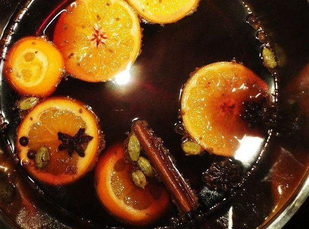 Κρύο καιρός για δύο, τρία, τέσσερα ποτήρια glühwein