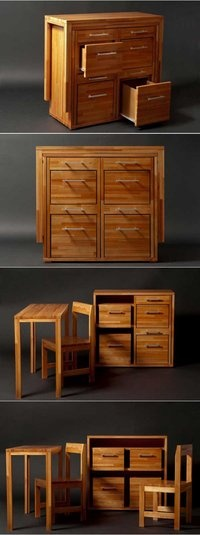 great for small spaces
