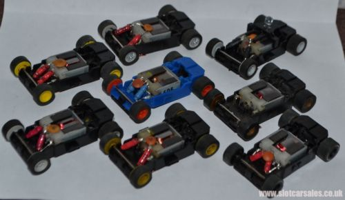 Micro scalextric fully serviced replacement chassis track tested ready to run | Other Cars | Cars - Zeppy.io