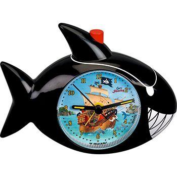 Ρολόι Ξυπνητήρι «Sharky» | Το Ξύλινο Αλογάκι - παιχνίδια για παιδιά