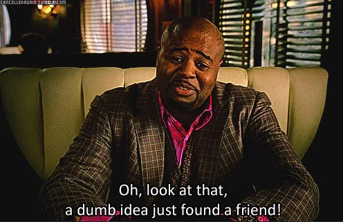 """The sarcasm was strong with this one. 