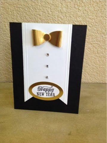 Stampin' All Day With Bev: HAPPY NEW YEAR