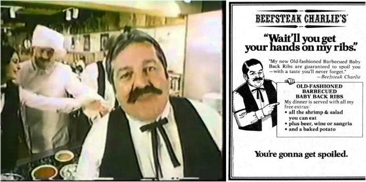 30 Classic Restaurants that no longer exist Beefsteak
