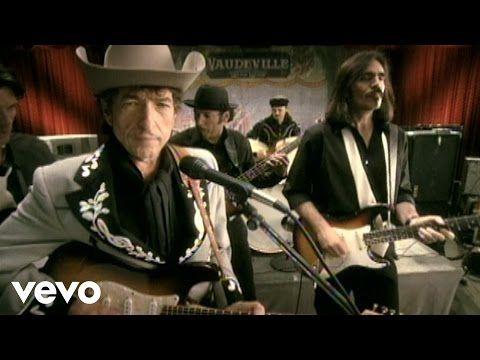 Bob Dylan - Thunder On The Mountain - YouTube