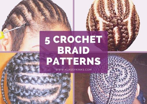 crochet braid patterns | of the Best Crochet Braid Patterns | Black Girl with Long Hair