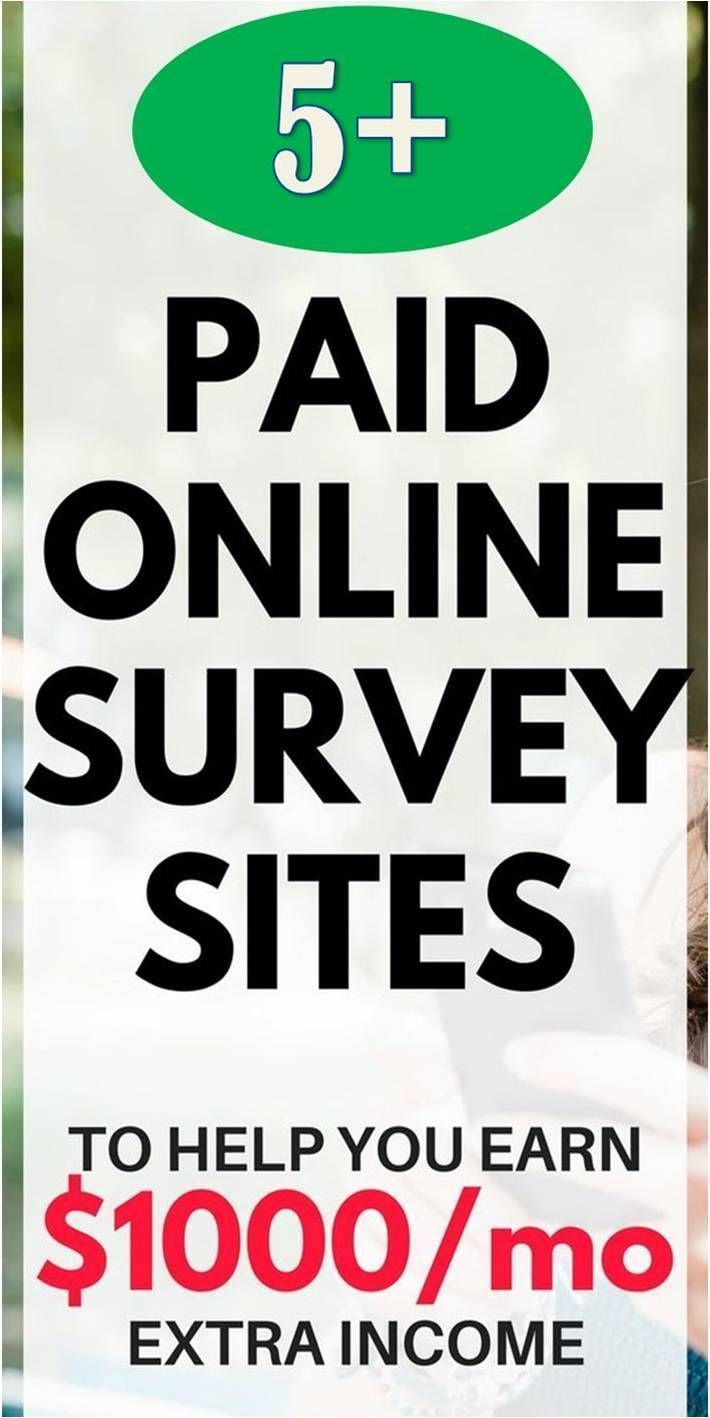 Top 6 online survey jobs that pays well (No Scams)…