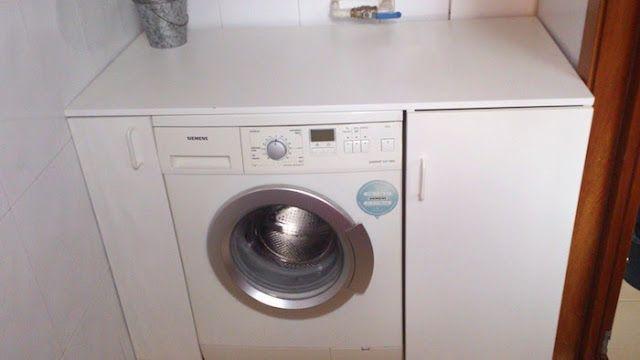 Un lavadero a medida con armarios de cocina metod for Cocinas a medida ikea
