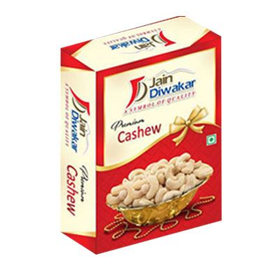 Diwakar Retail Limited is one of most trustworthy Cashew Manufacturers that have all types of nuts in their store to offer. We know its quality that wins customer faith and connects them with our brand forever, thus, we always focus to deliver quality at the most reasonable price. Drop by your email to know more about our range.
