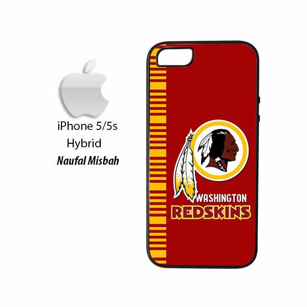 Washington Redskins Inspired iPhone 5/5s HYBRID Case Cover