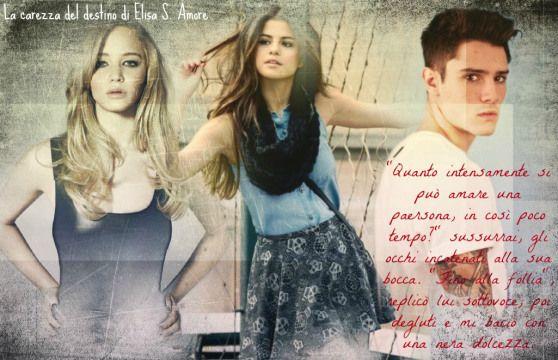 La carezza del destino di Elisa S. Amore (personaggi)