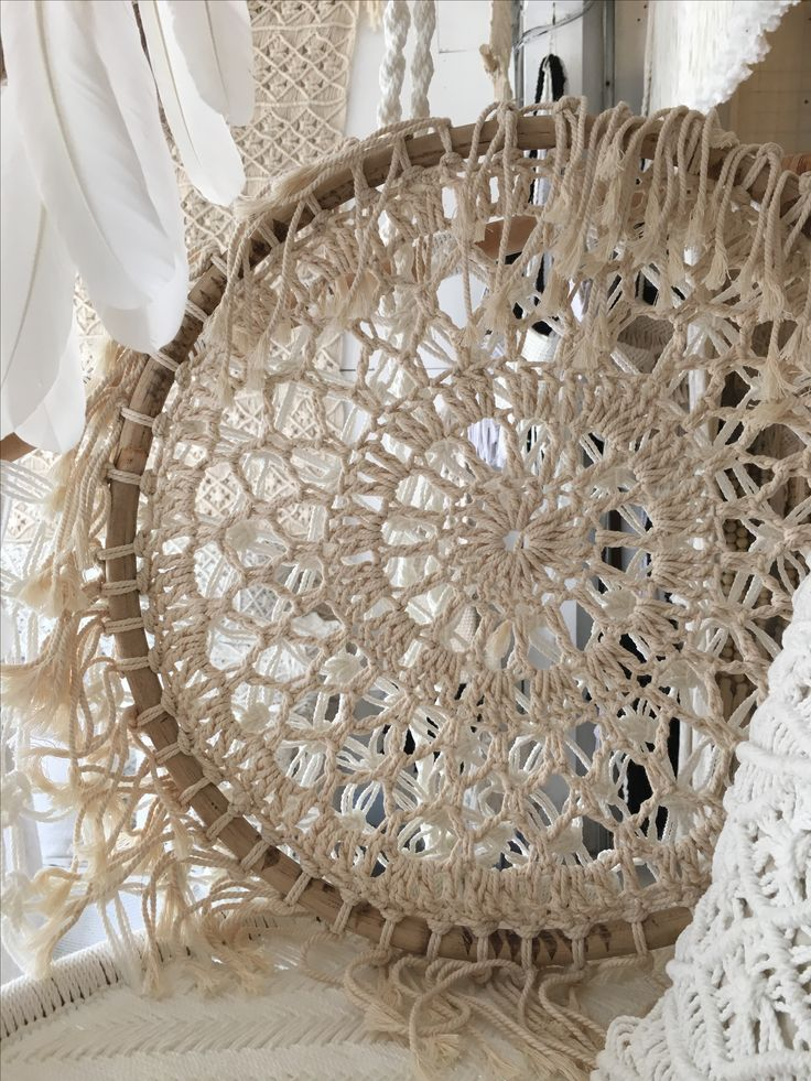 Dream Catcher Kits Hobby Lobby 34 Best Doily Dream Catcher Images On Pinterest  Au Doily Dream